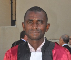 Professeur Mamadou Barry