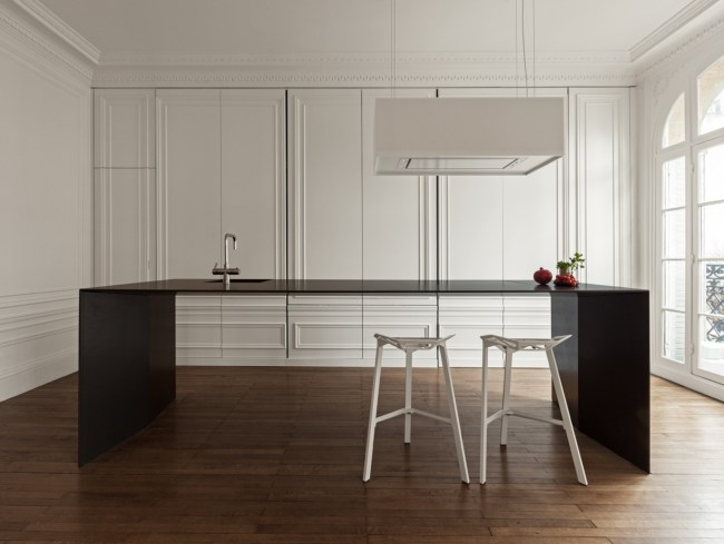 2 - Invisible kitchen - design by 129