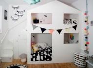 Puoi farlo tu, trovi il DIY sul blog The Modern Life themodernlife.co.uk (Images via Petit and Small: petitandsmall.com)