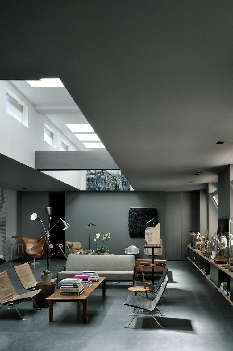 11 - Maurizio-Pecoraro-Home-in-Milan - La Chaise Bleue