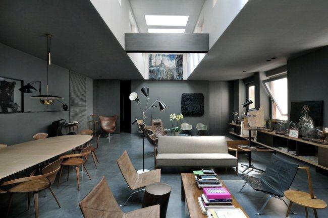 9 - Maurizio-Pecoraro-Home-in-Milan - La Chaise Bleue