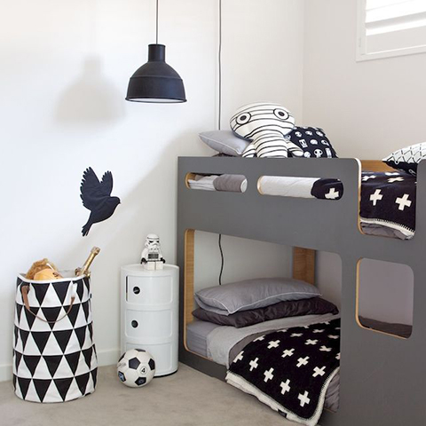 1boys - Kids Room - La Chiase Bleue