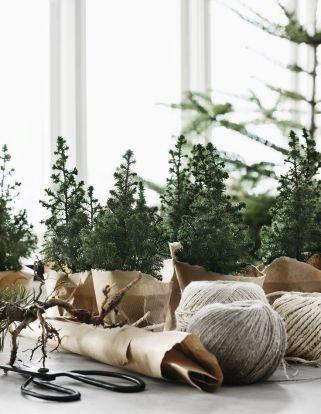 Design Time - I Colori del Natale - La Chaise Bleue - via: Residence Magazine