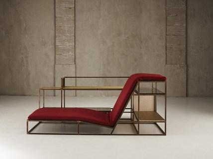 NILUFAR DEPOT - Living in a chair by Federico Peri - Selected by La Chaise Bleue (lachaisebleue.com)