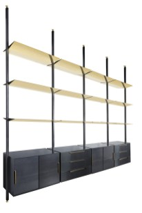 NILUFAR DEPOT - ML05 Bookcase by Massimiliano Locatelli - Selected by La Chaise Bleue (lachaisebleue.com)