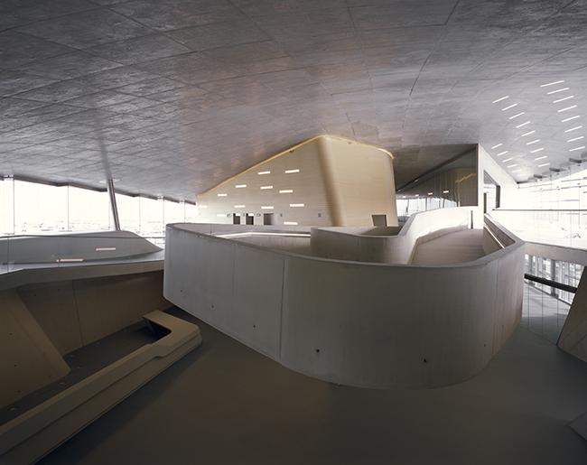 La Stazione Marittima di Salerno - Salerno Maritime Terminal by Zaha Hadid   Selected by La Chaise Bleue (lachaisebleue.com)