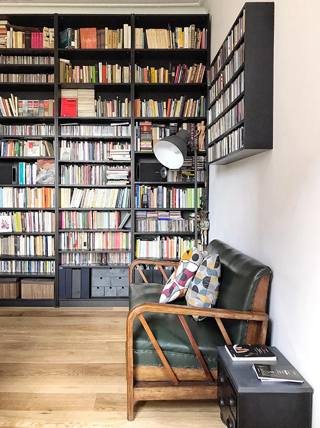 OPEN HOUSE ROMA 2017 | INTERNI ROMANI | Loft Metropolitano IM - Matca Studio | Selected by La Chaise Bleue (lachaisebleue.com)