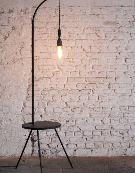 Maison&Objet Paris 2018 | Tavolino luminoso di Serax | Selected by La Chaise Bleue (lachaisebleue.com)