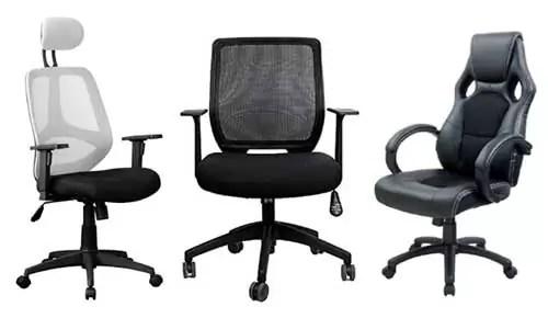 Chaise De Bureau Ergonomique Quels Sont Les Avantages