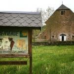 En visite à la grande de la Haute Vallée dans le Cantal