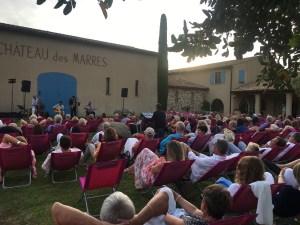 Jazz Latin Adrien Brandeis au Château des Marres