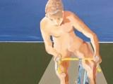 Roland Bousquet aime le vélo