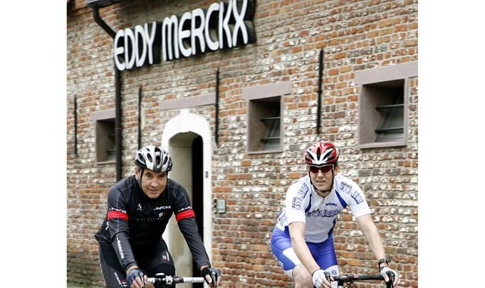 Ridley rachète Merckx !!!