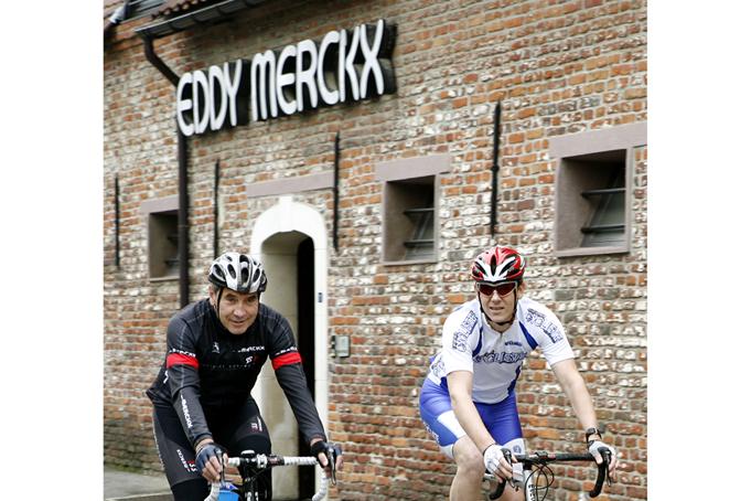 Ridley rachete Merckx