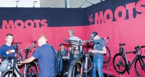 Vélo titane moots