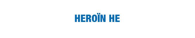Titre Heroin HE