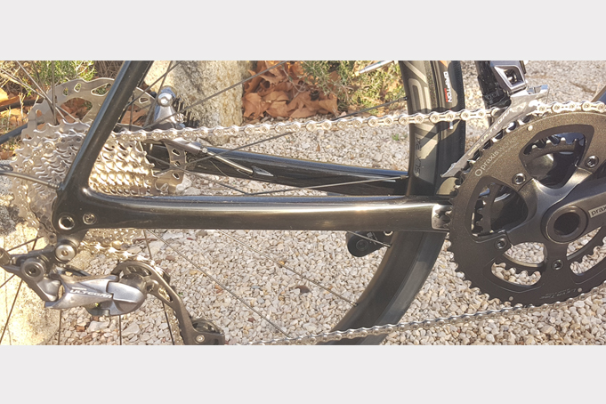 Specialized Roubaix Comp Transmission