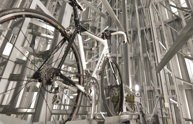 Vol  et stockage Vélo en ville : LA solution existe !
