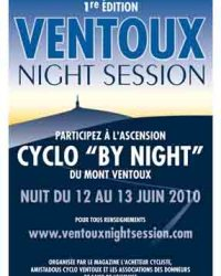 Ventoux Night session 2010