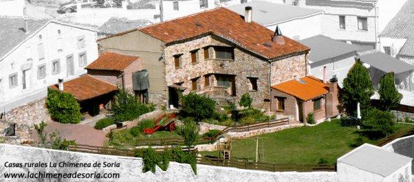 Casa Rural La Chimenea de Soria