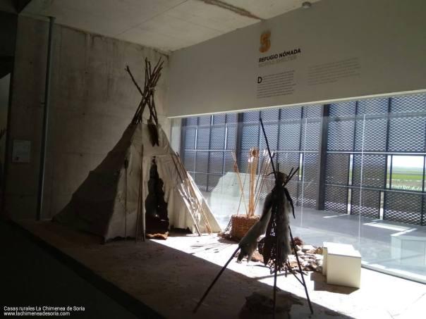 carex atapuerca refugio nomada prehistoria exposicion