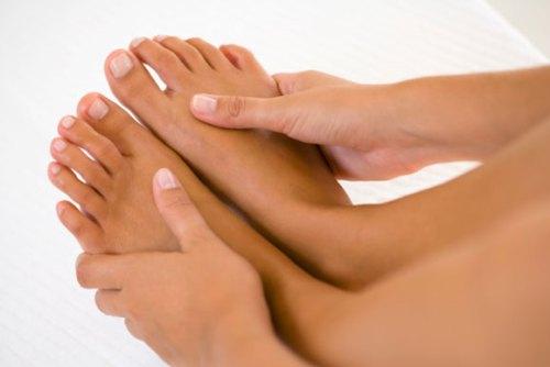 perinteinen jalkahoito