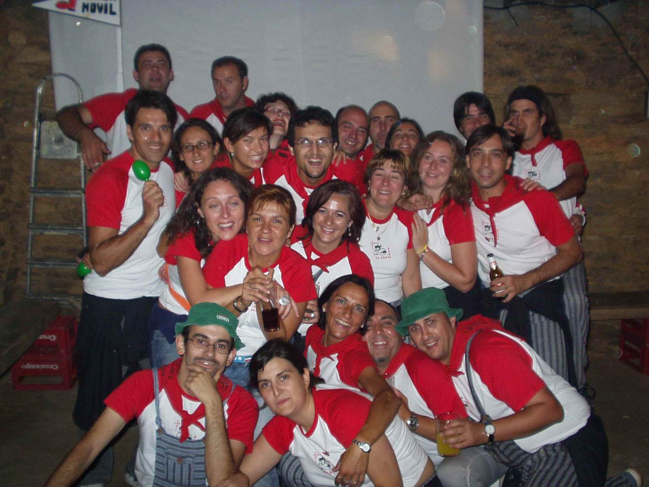Peña La Chola, 2005 - Samir de los Caños