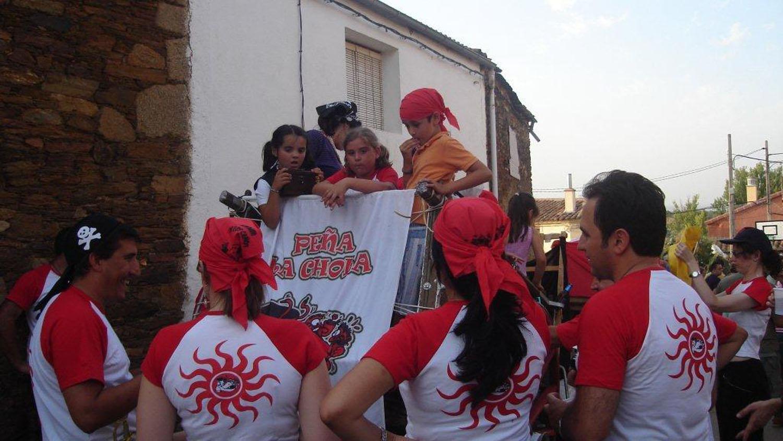 Peña La Chola 2007 - Samir de los Caños
