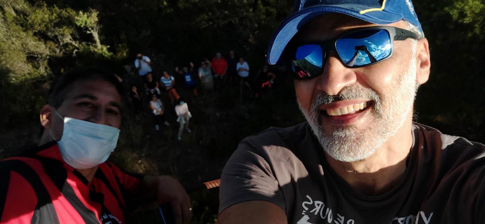 Peña La Chola 2020 - Samir de los Caños
