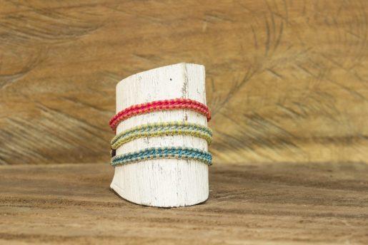 handmade Guatemalan bracelet