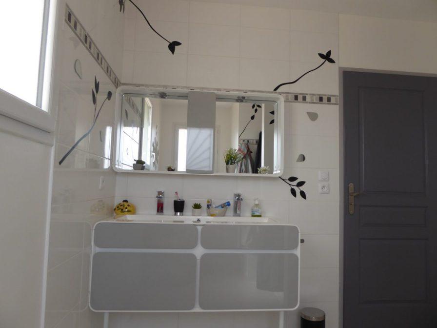 salle d'eau villa bord de mer royan