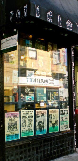 San Francisco_Music Shop
