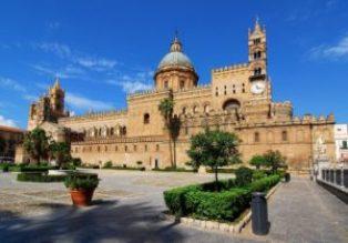 percorso arabo normanno Palermo: la Cattedrale