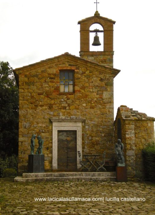 Montalcino_Cappella
