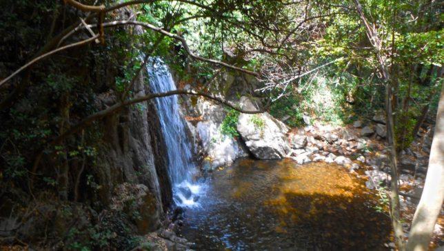 Sardegna-cascate-Sos Molinos