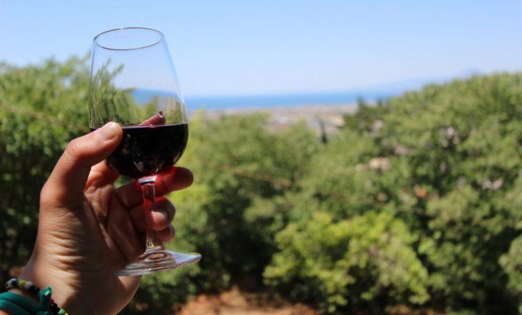 cosa mangiare in Grecia - Vino Mavrodaphne