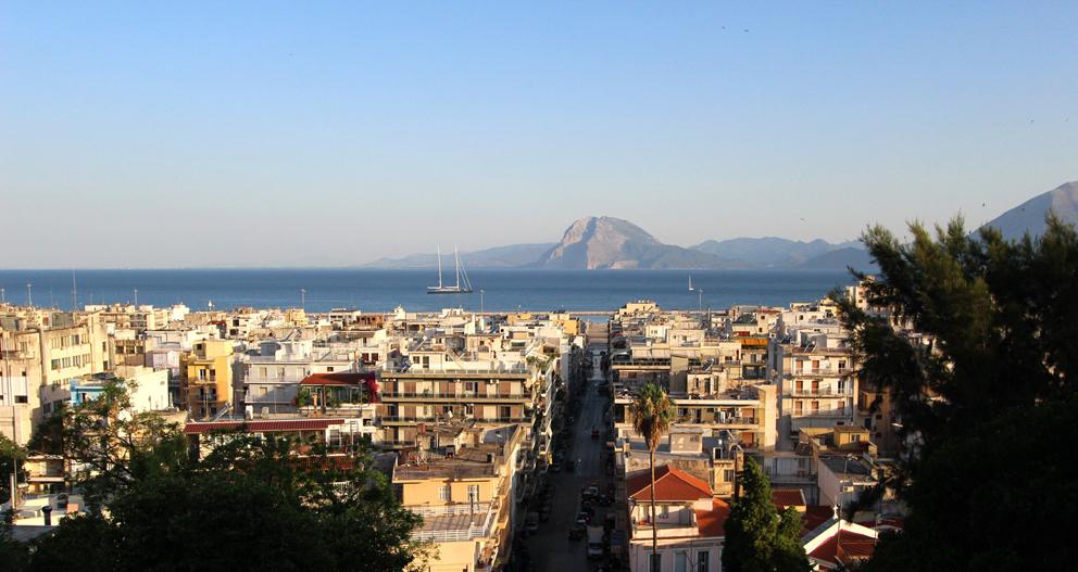 In Grecia a passeggio tra le strade di Patrasso