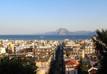 Passeggiando tra le strade di Patrasso