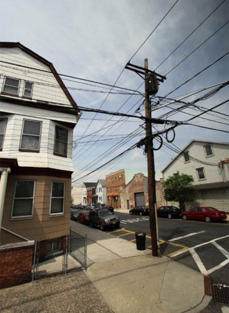I luoghi della serie tv I Soprano-Newark