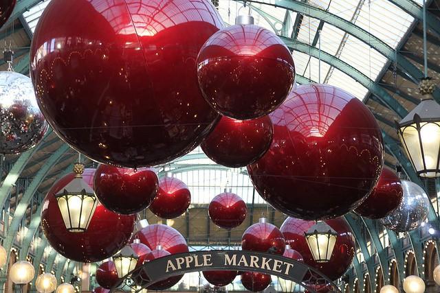 I migliori Mercatini di Natale a Londra - camden market