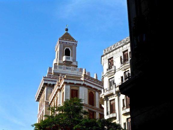 Edificio Bacardi - Dettaglio
