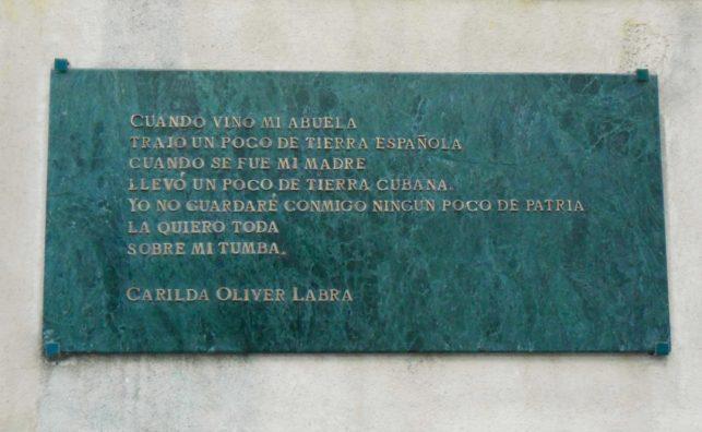 Cosa vedere a L'Avana musei arte - Targa Labra