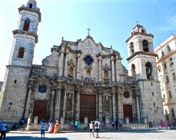 Cosa vedere a L'Avana musei arte - cattedrale