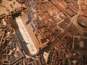 Circo Massimo visita area archeologica -modellino