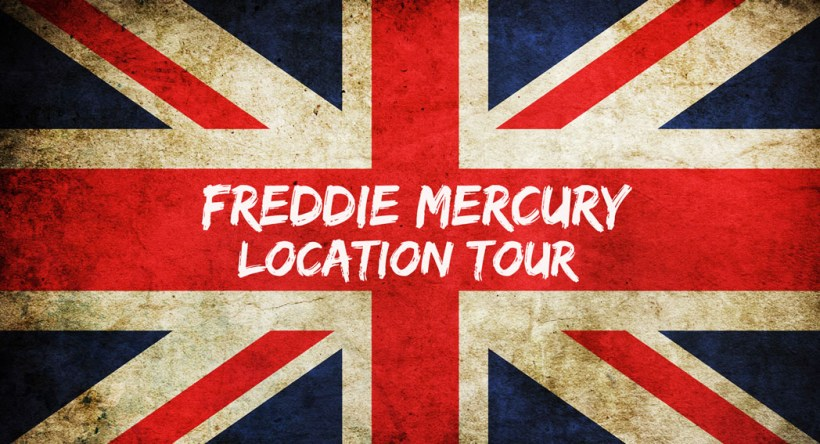 Londra Location Tour Freddie Mercury