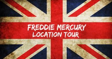 Londra Location Tour Freddie Mercury