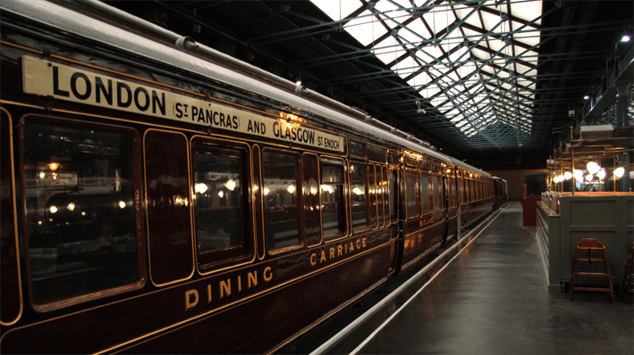 York Sation Railway Museum, vagone ristorante