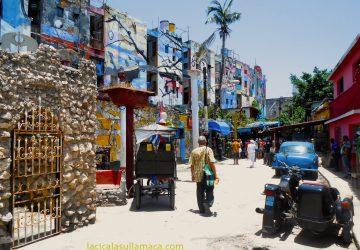 Arte e cultura afrocubana. Visitare il Callegon de Hamel a L'Avana