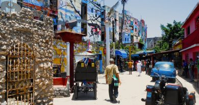 Arte e cultura afrocubana: il Callegon de Hamel a L'Avana
