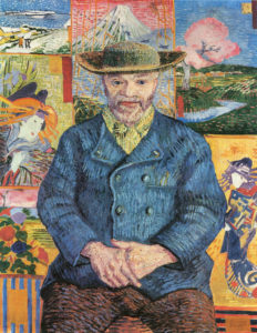 Mostra Hokusai Roma - Van Gogh
